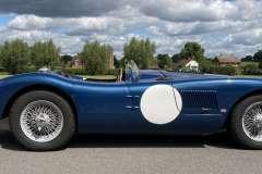 Jaguar C Type Replica by Proteus
