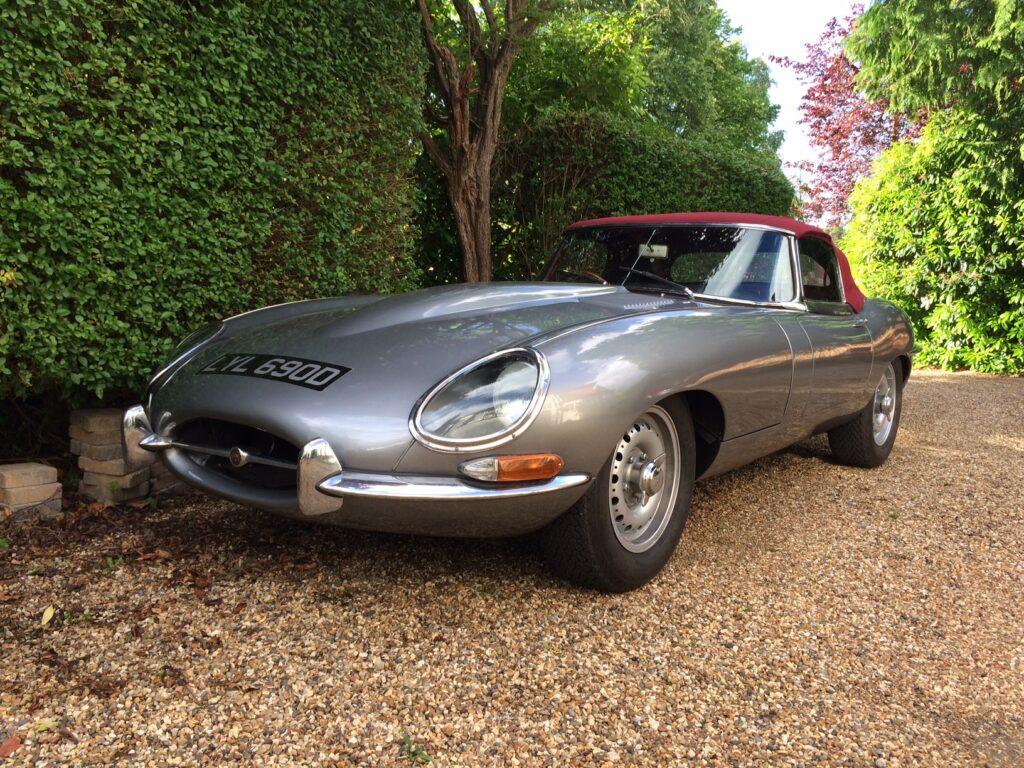 Jaguar 1966 Series 4.2 Roadster