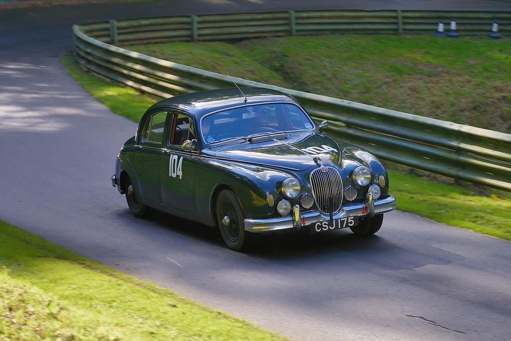 Jaguar Mk1 3.4 Christopher Wigdor