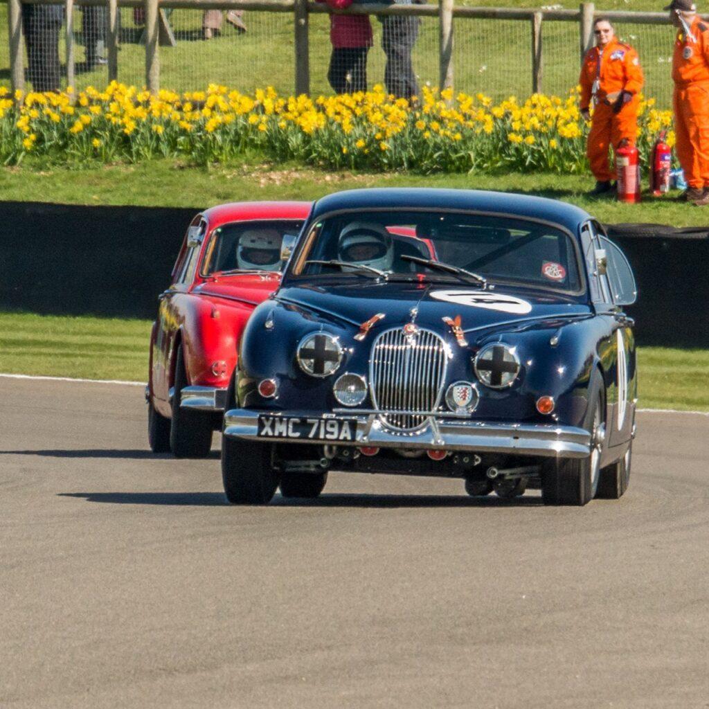 Jaguar Mk2 3.8 Simon Drabble