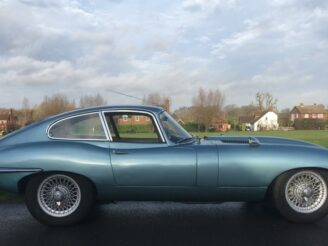 1962 Jaguar E-Type Series 1 3.8 Coupe