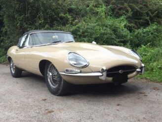 1965 Jaguar E-Type Series 1 4.2 Roadster