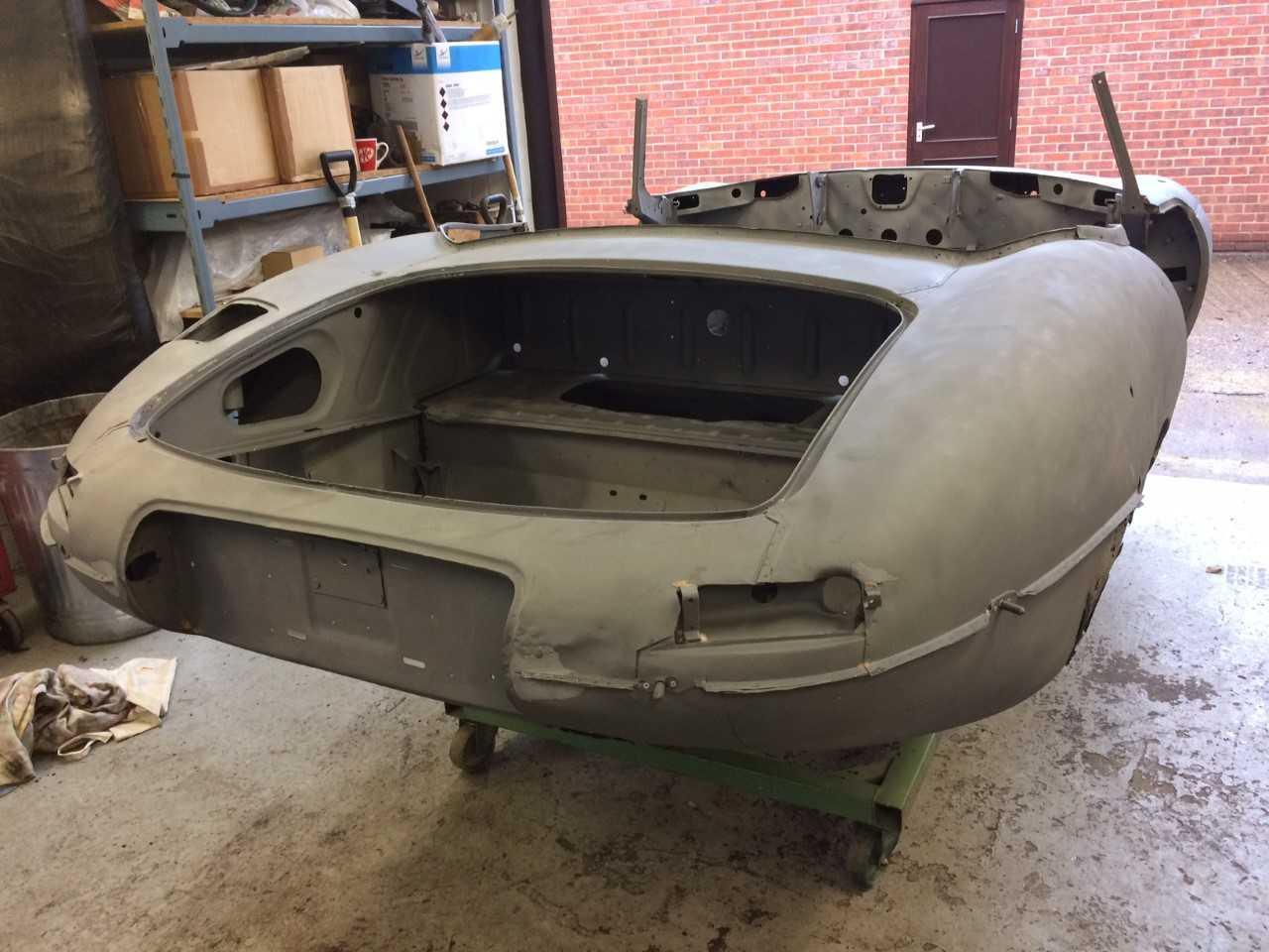 966 E-Type S1 4.2 `barn find` Roadster