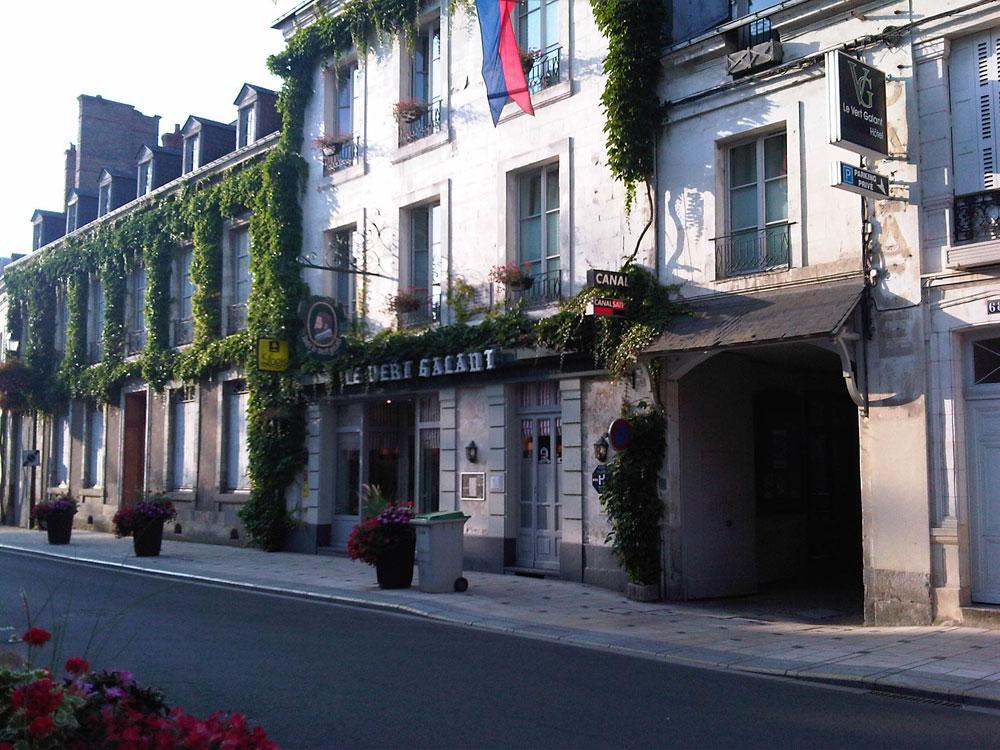 Hotel Vert Galant
