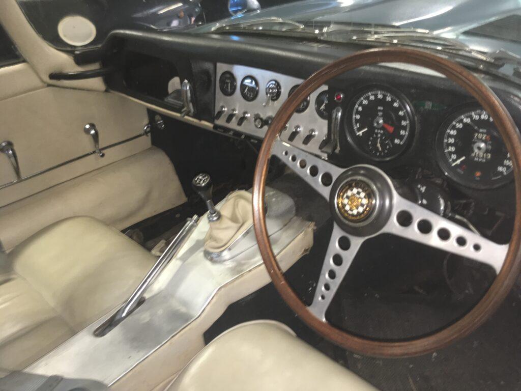 1962 Jaguar E-Type S1 3.8 Coupe