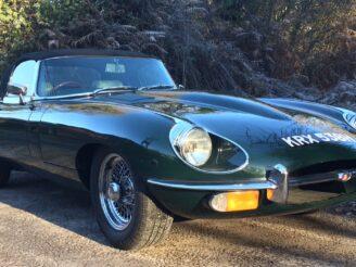 1970 Jaguar E-Type Series 2 Roadster