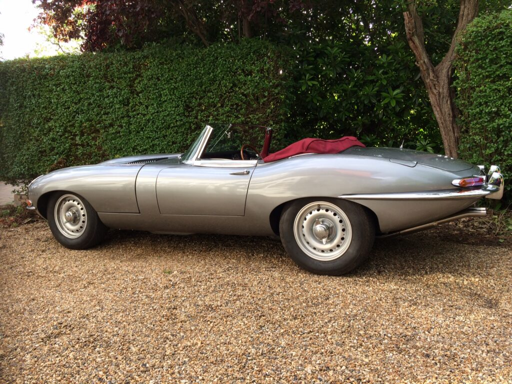 1966 Series 4.2 Roadster