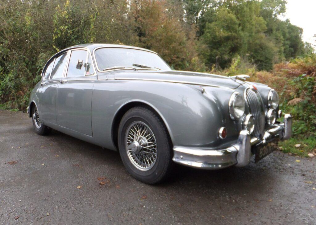 1963 Jaguar Mk2 3.4 Man O/D