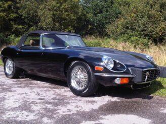 Jaguar E-Type S3 V12 OTS LH