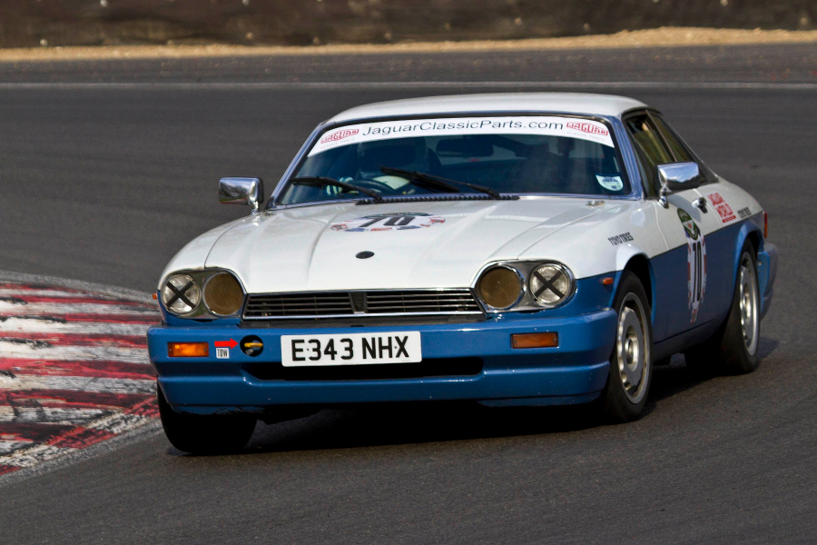 Jaguar XJS 3.6 Simon Blunt